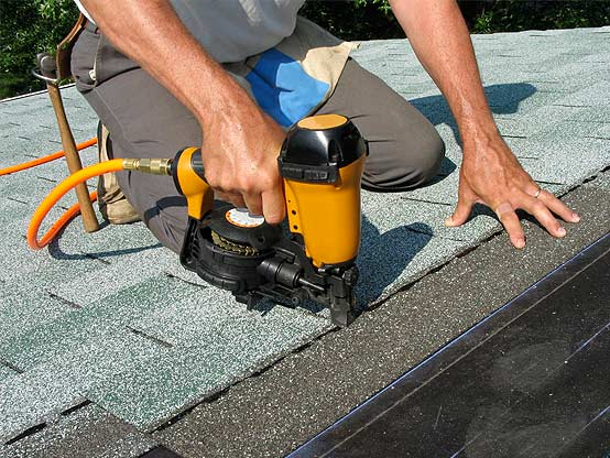 Installation of Shingles